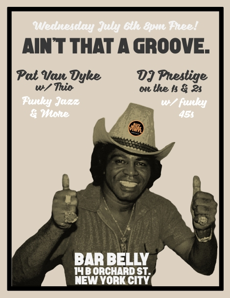 Aint That A Groove July 6th