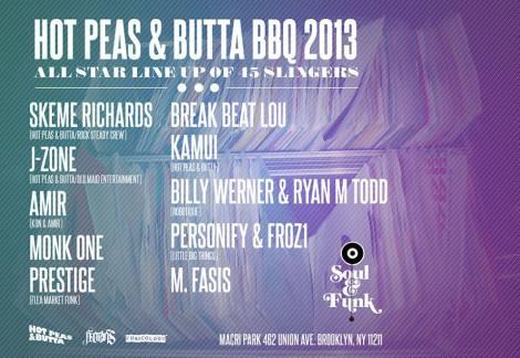 HPAB BBQ 2013