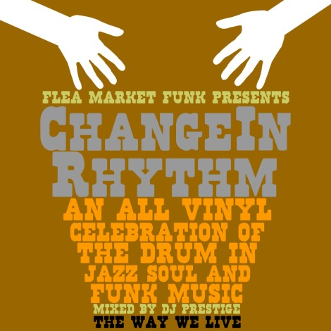 Change In Rhythm Cover