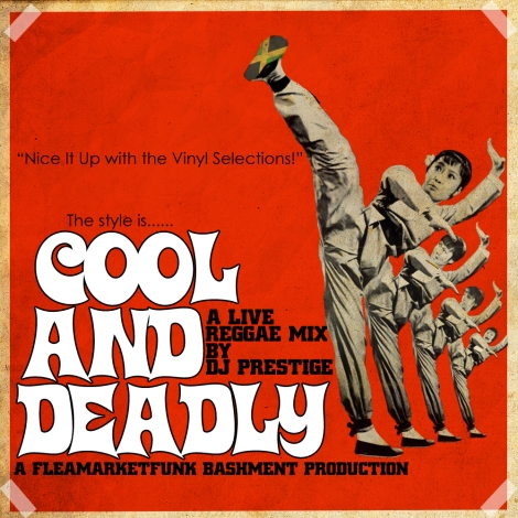 Cool and Deadly Cover