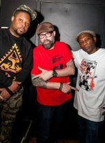 JB Tribute Party 2013 w/ M.Fasis and Skeme Richards