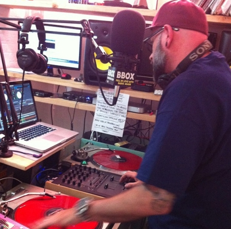 FMF Live On BBOX 050413