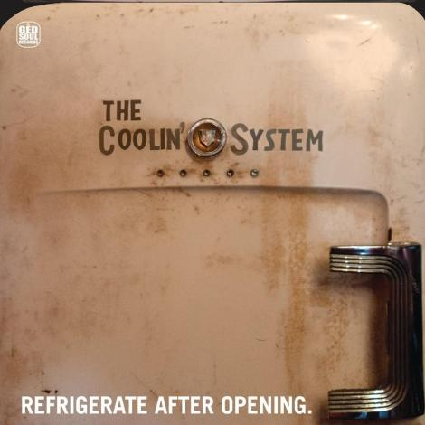 Refrigerate After Opening LP Cover