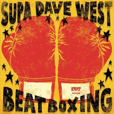 Supa Dave West Beatboxing