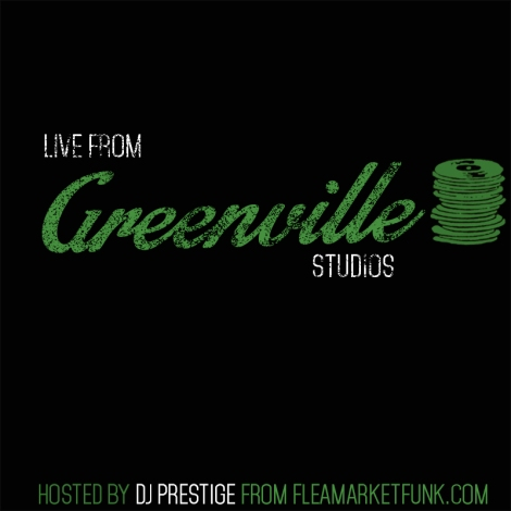Live From Greenville Studios 800