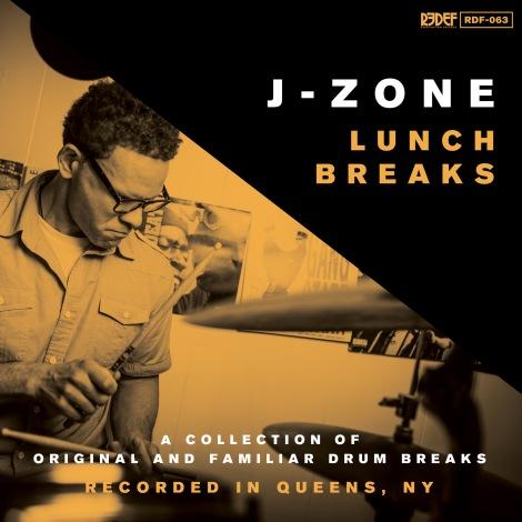 RDF063_LUNCH-BREAKS_J-ZONE_COVER