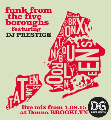 Funk From The Five Boroughs
