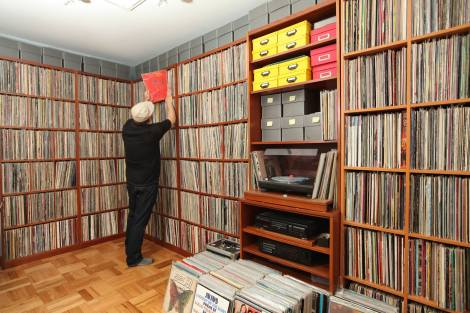 Perlman and records