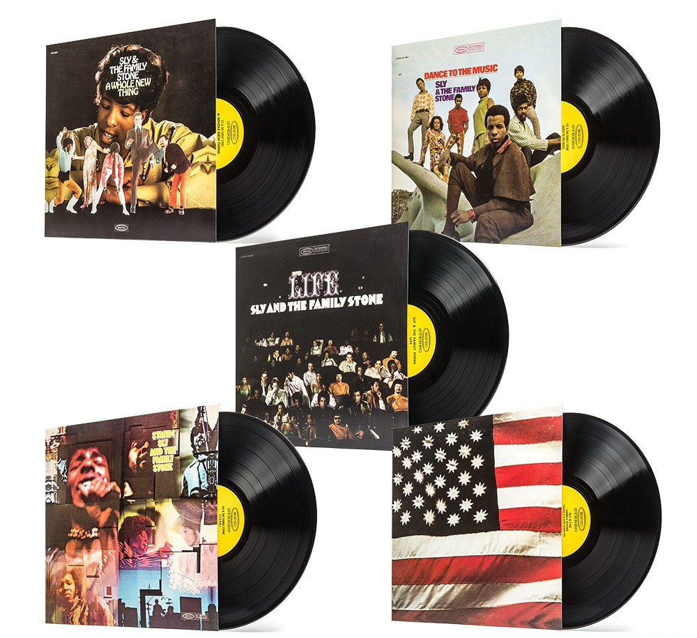 Sans Song Undertake Fortnite Dances In Real Life: Sly & The Family Stone Collection Box Set