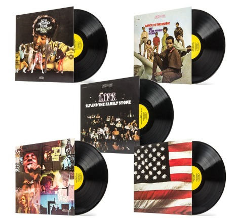 Sly Stone Box Set 1