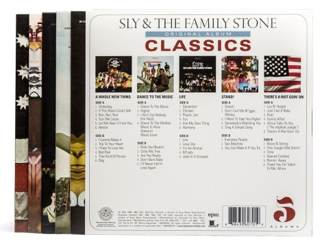 Sly Stone Box Set 2