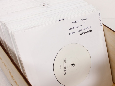 Test Press from Mr. Bongo