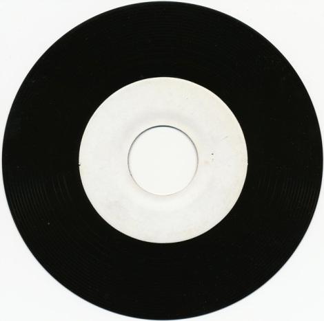 White label blank 45