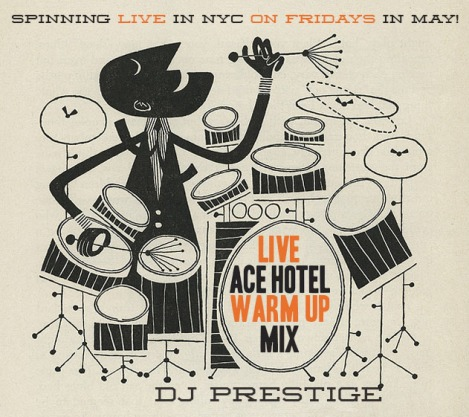 Ace Hotel Warm Up 2015 Cover
