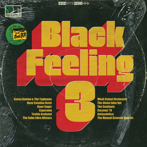 Black Feeling Vol 3 - Various Artists
