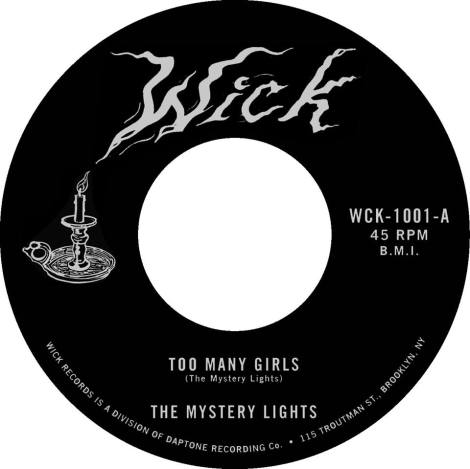 The Mystery Lights 45