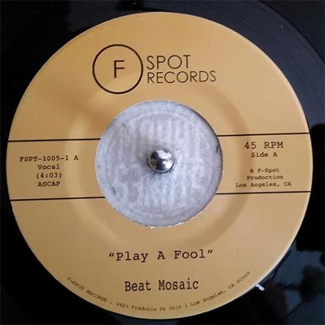 Play A Fool 45