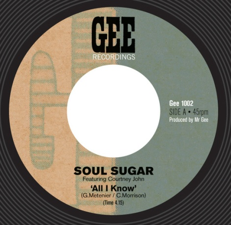 Soul Sugar All I Know 45