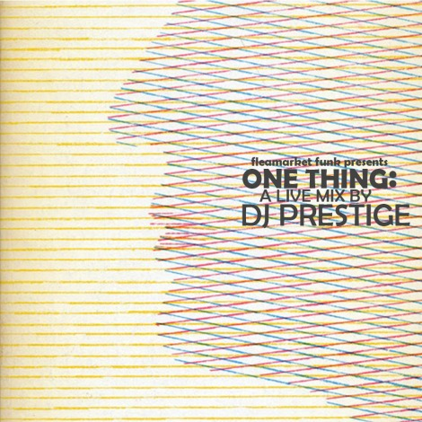 ONE THING Cover