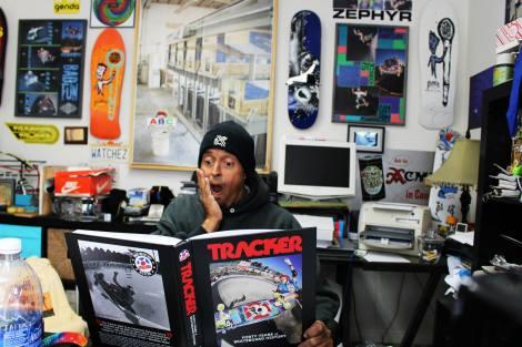 RIP Skatemaster Tate
