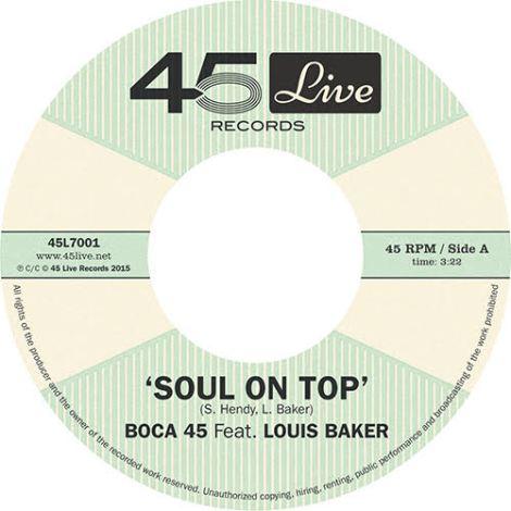 Boca 45 Soul On Top 45