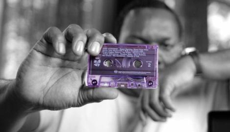 Raekwon Purple Tape BW