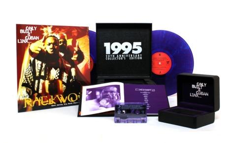 Raekwon Purple tape watch box deluxe