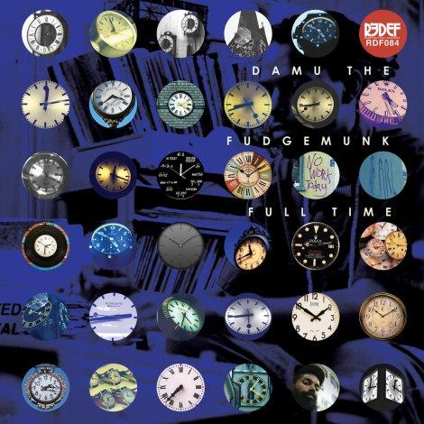 Damu Full Time LP