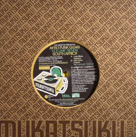 Afro Funk Gems 7
