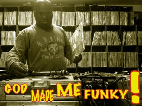 Darrell D God Made Me Funky