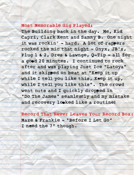 DJ Maseo Big Ups Page 3