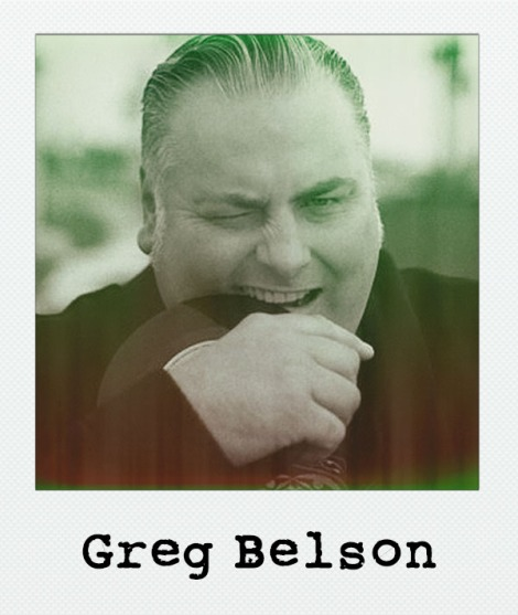 Greg Belson Polaroid