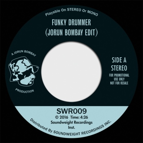 Jorun Bombay Funky Drummer 2
