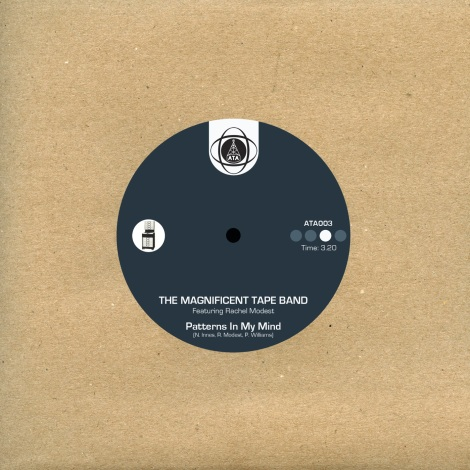 Patterns in My Mind (feat Rachel Modest) - The Magnificent Tape Band
