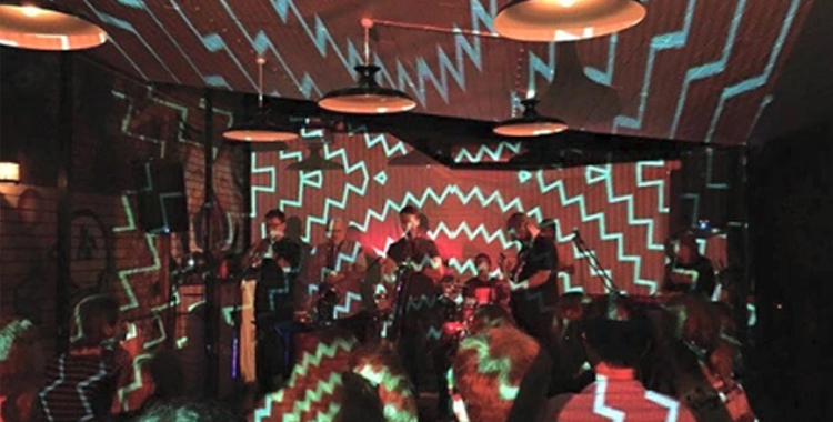 The Francis Wolves – Gothic Surf Club   Flea Market Funk