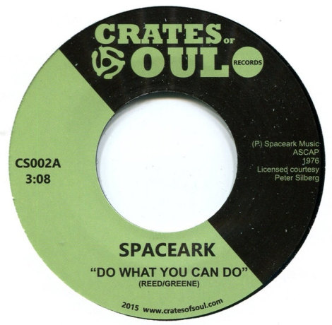 Spaceark 45 Crates of Soul