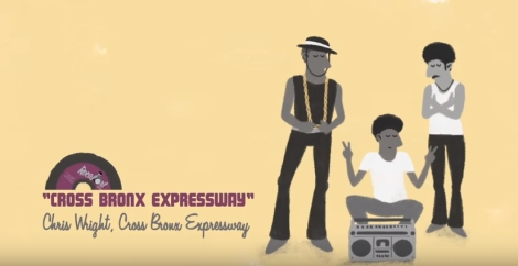 Cross Bronx Expressway Animation