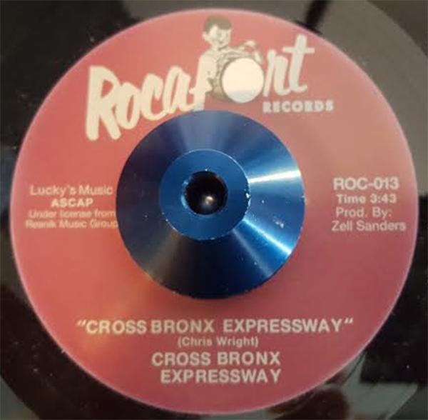 Cross Bronx Expressway CBE | Flea Market Funk