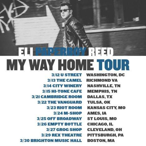 EPR Tour Dates