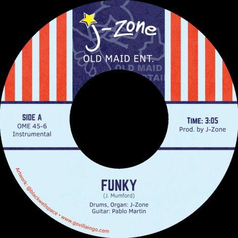 J Zone Funky