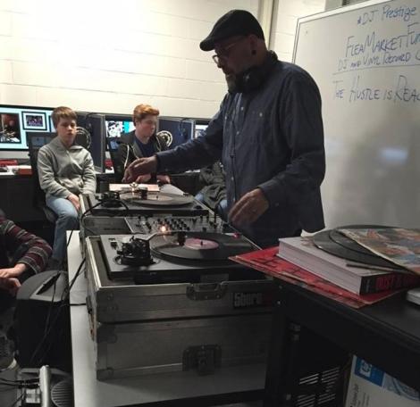DJ Prestige CHS 2