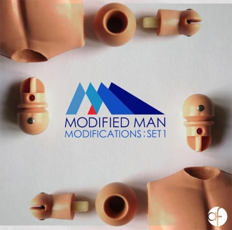 Modified Man Cover