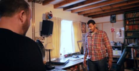 Mr Thing TBG at John Peels Studio