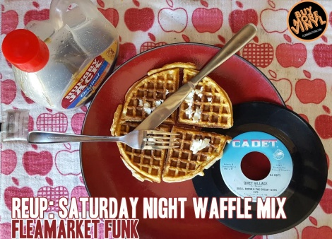 ReUp Saturday Night Waffle Mix