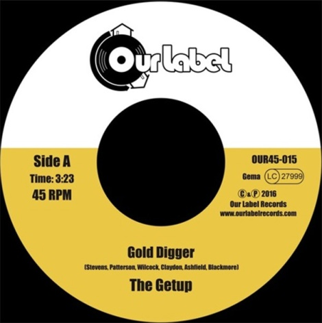 The Getup Goldigger 45