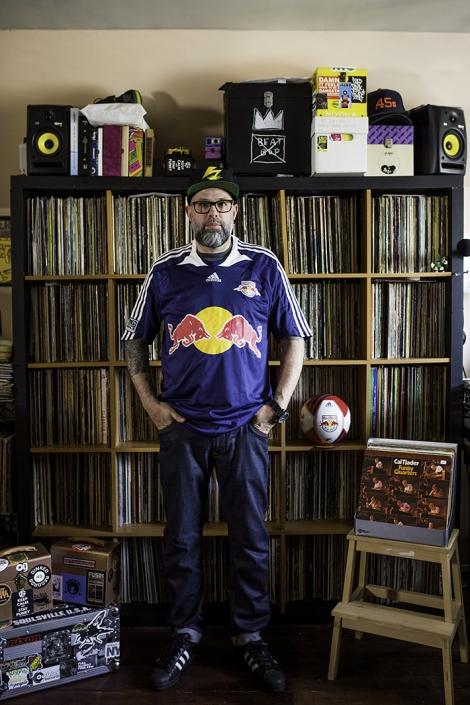 DJ Prestige by Erin Glover