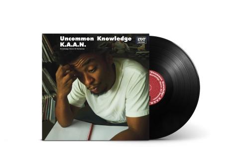 RDF095 - KAAN - UNCOMMON KNOWLEDGE - VINYL VIEW