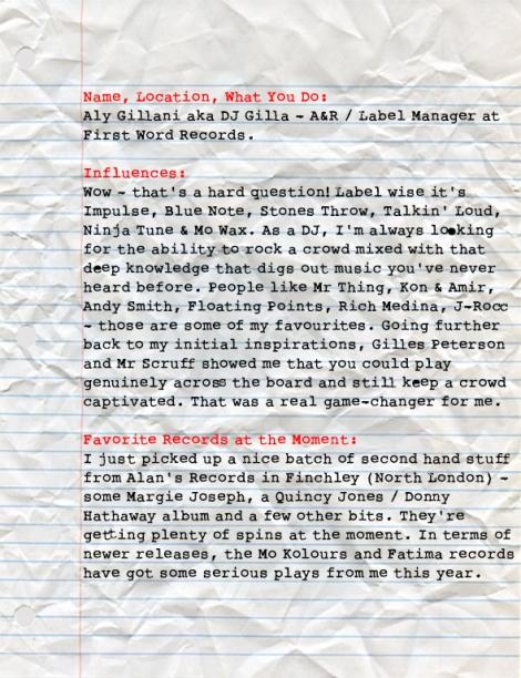 DJ Gilla Big Ups Page 1