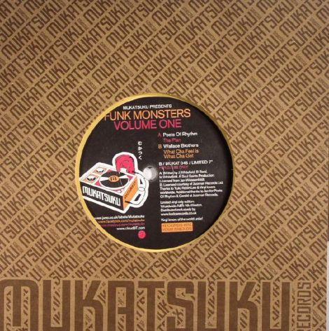 Mukatsuku Funk Monsters Vol 1