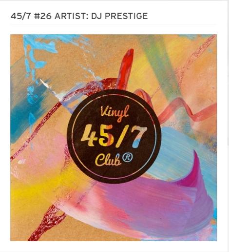45 7 DJ Prestige